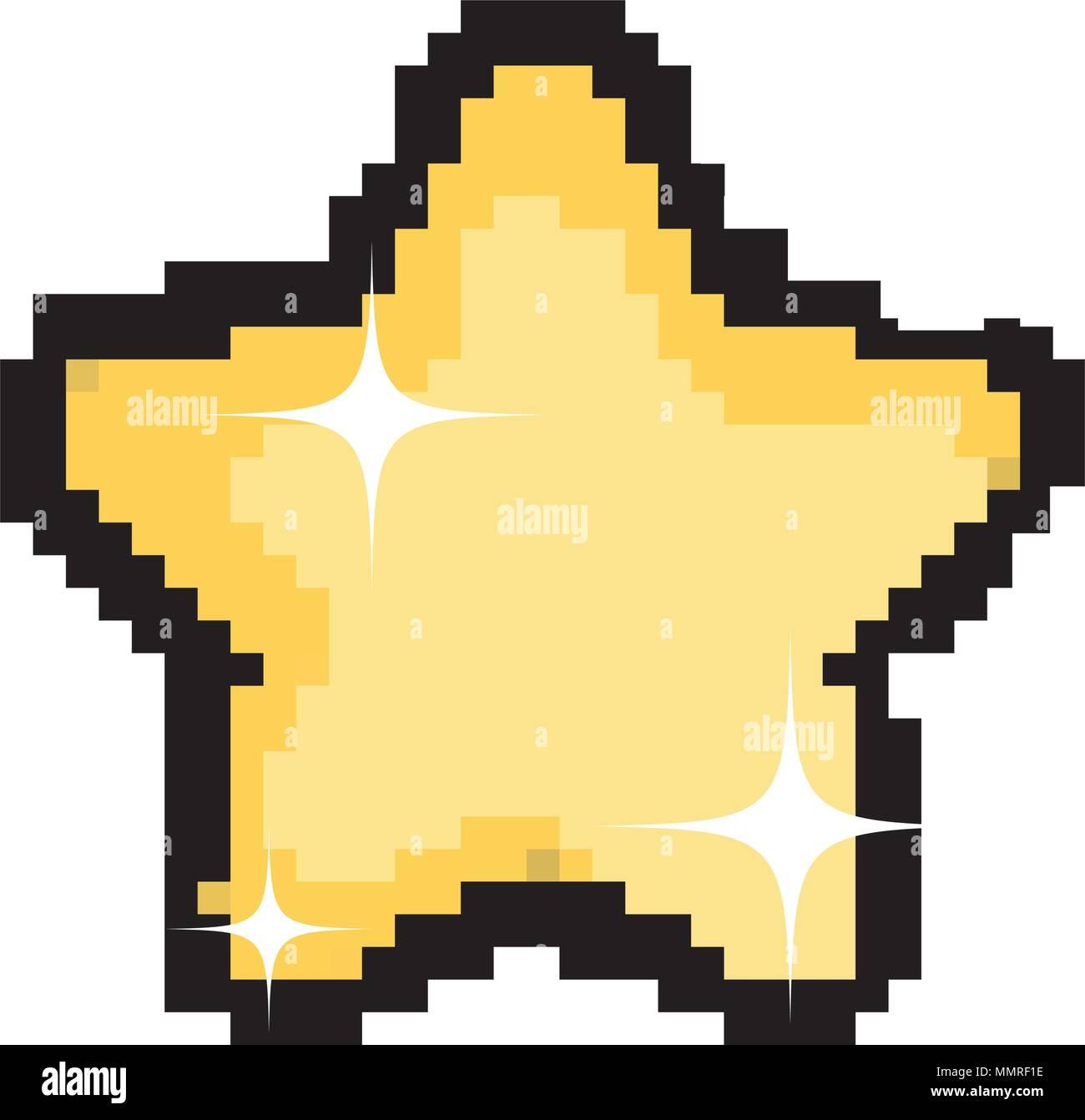 Pixel Star Photos Pixel Star Images Alamy