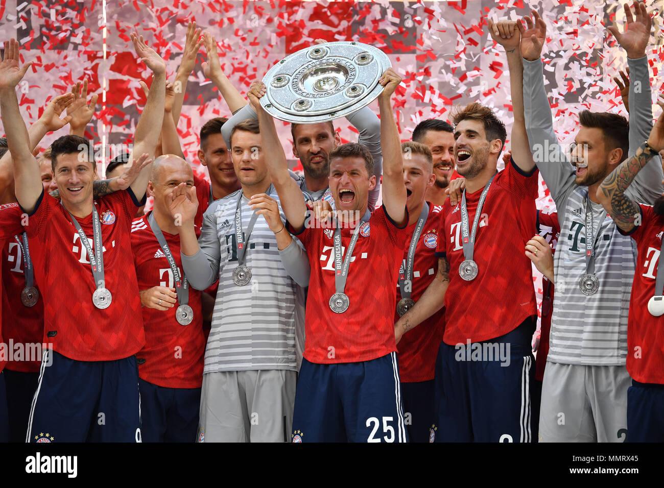 Maillot Domicile FC Bayern München Jonathan Meier