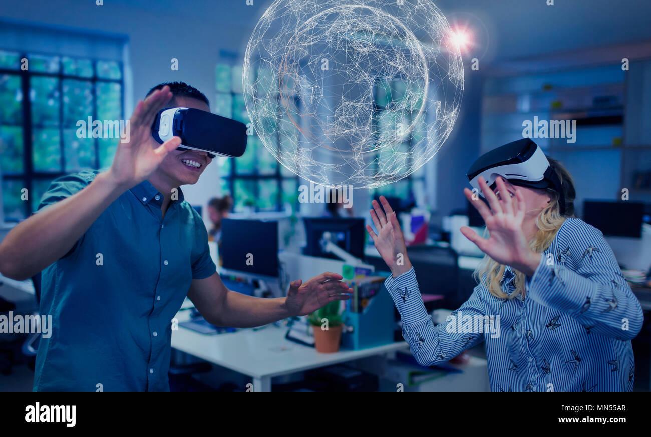 30ca11ffac838 Les programmeurs de réalité virtuelle test simulator