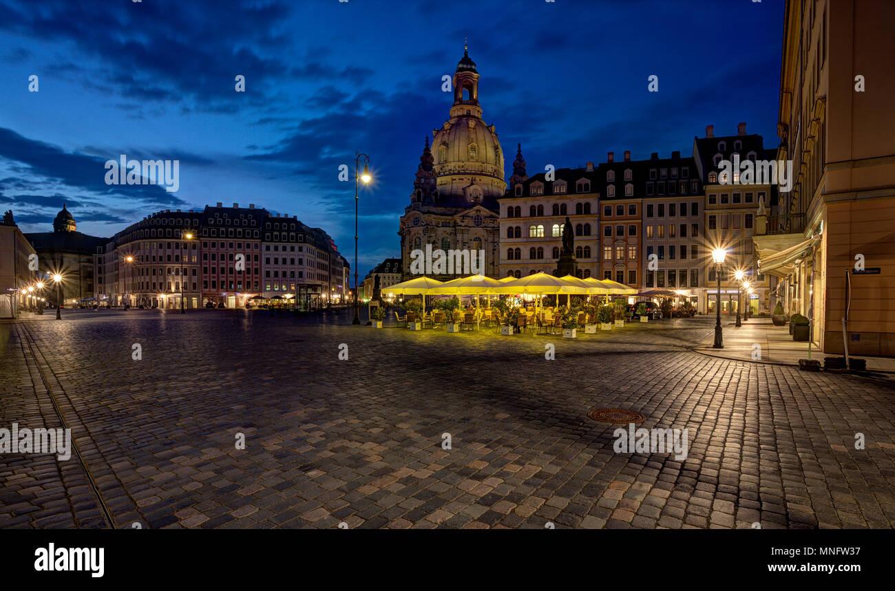 Dresden Banque D'Images