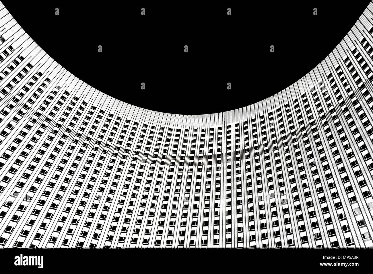 Architecture Noir Et Blanc Résumé La Conception Architecturale