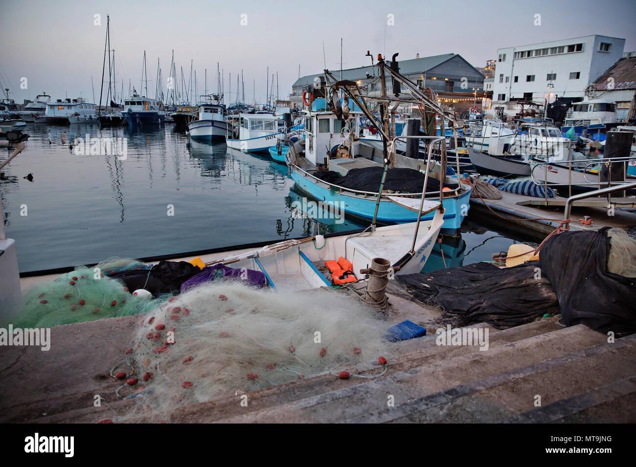 Tel Aviv-Yafo Photo Stock