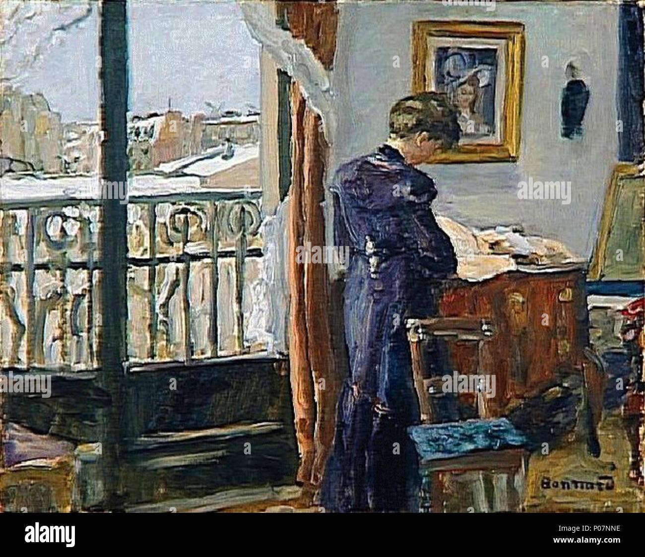 русский La Peinture De Pierre Bonnard Avant 1947 Pierre