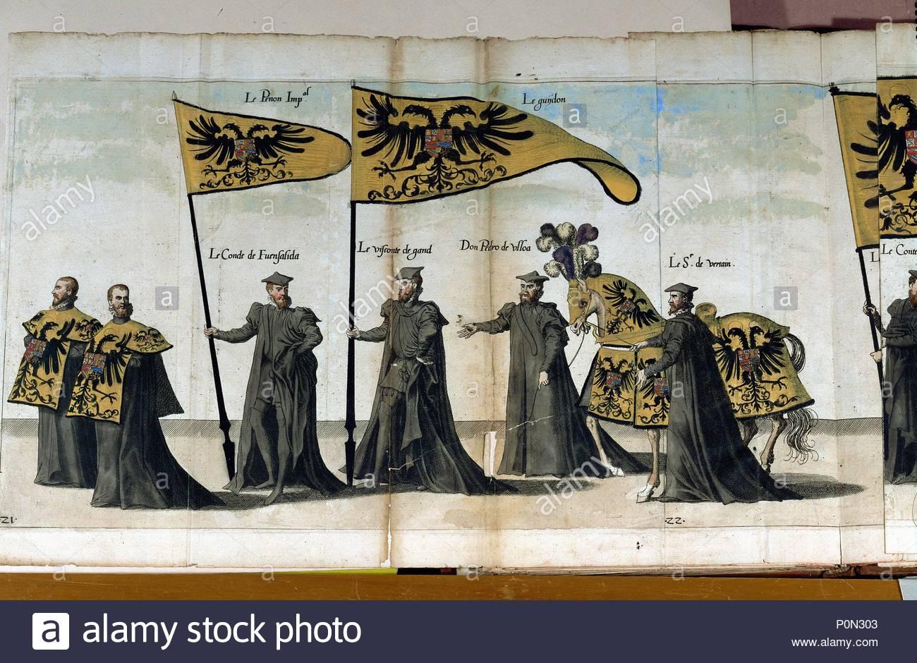 Caparisons Normes Et Espagnol Nobles Hérauts Hérauts'manteaux q7xvRUwHz
