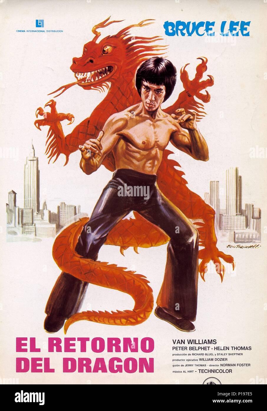 Titre original meng long guojiang titre en anglais retour du dragon film r alisateur - Coup du dragon en anglais ...