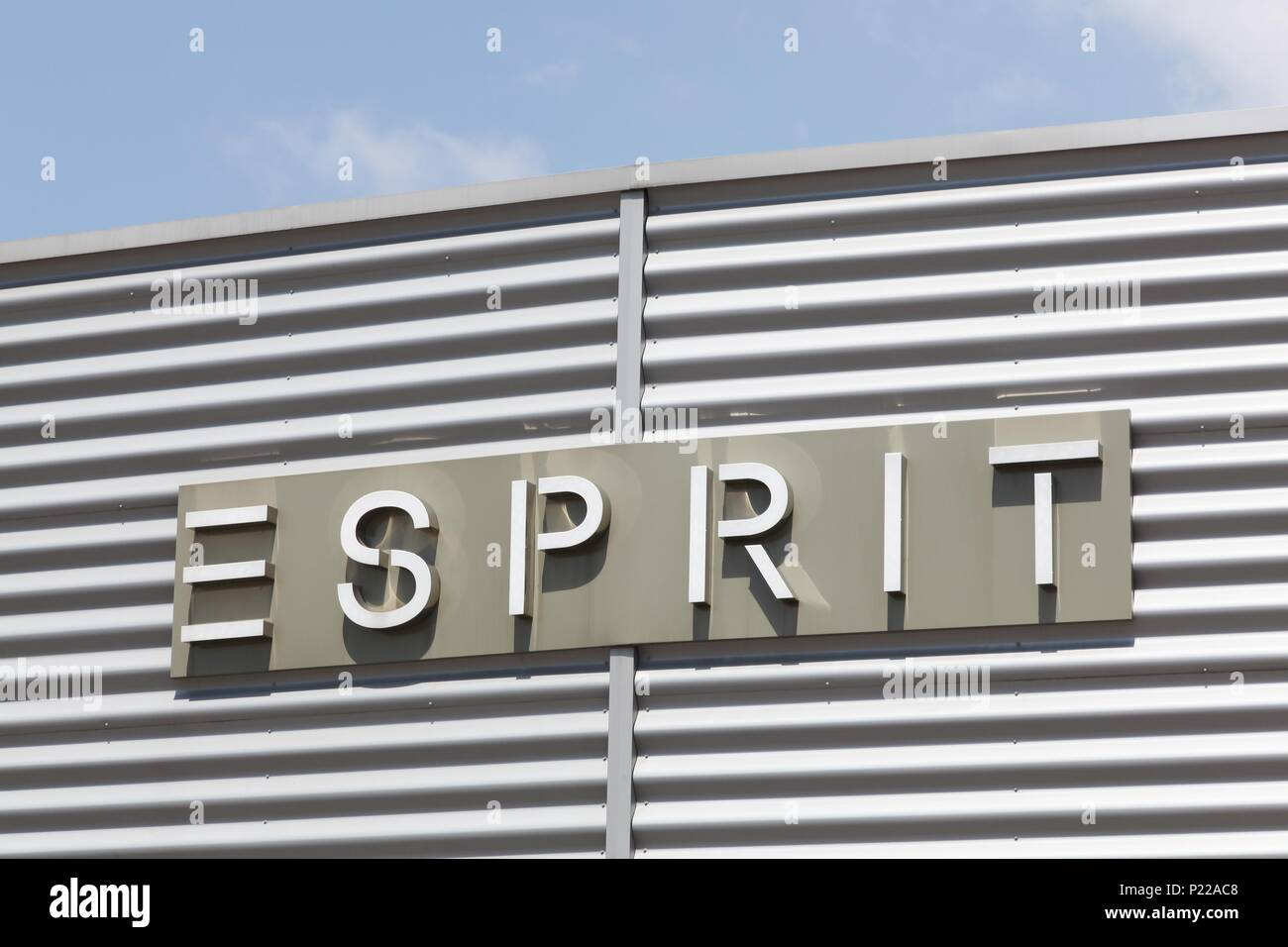 Esprit Logo amp; The Of Photos Company A00xrEzfqw