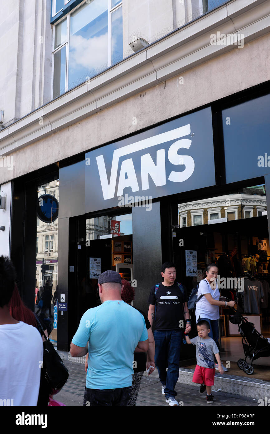 8f3ca5d3a8 Vans Store Photos   Vans Store Images - Alamy