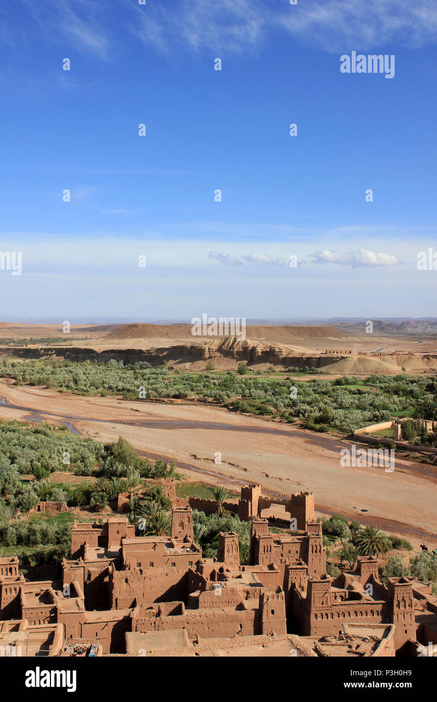 Aït-ben-Haddou Photo Stock