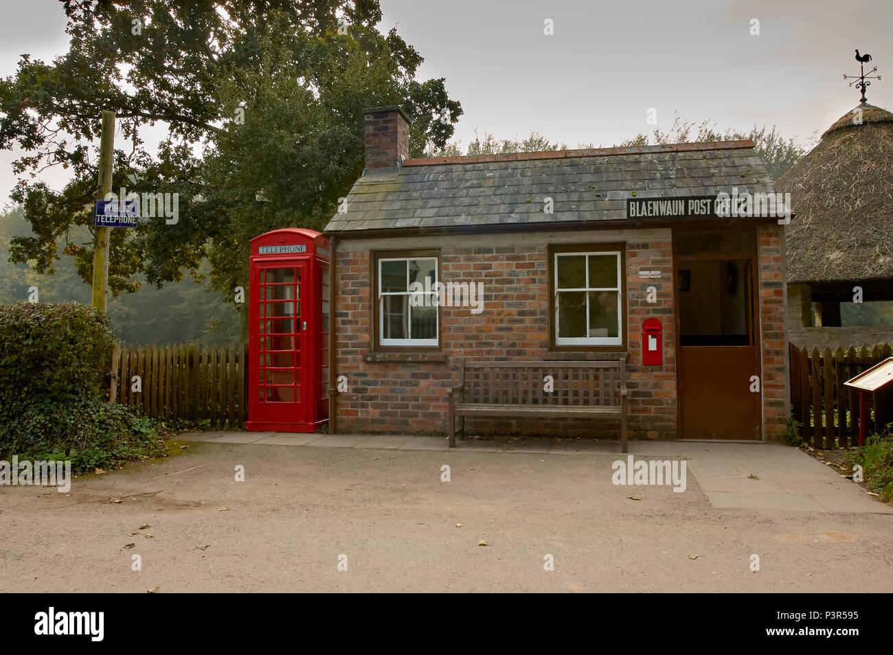 Blaenwaun bureau de poste est un petit b timent de deux pièces