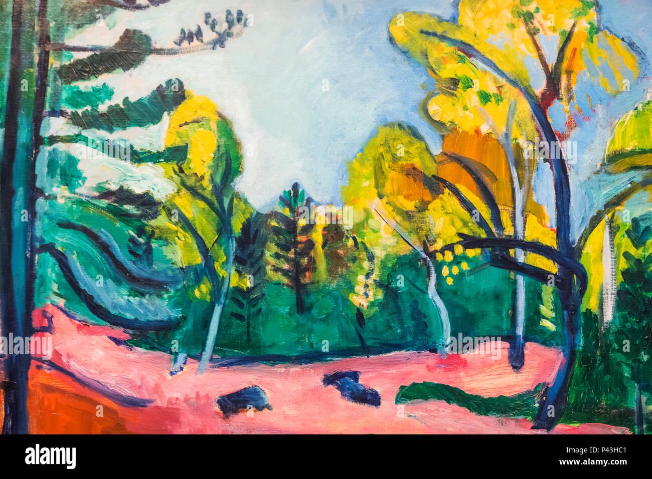 Henri Matisse Peinture Banque D Image Et Photos Alamy