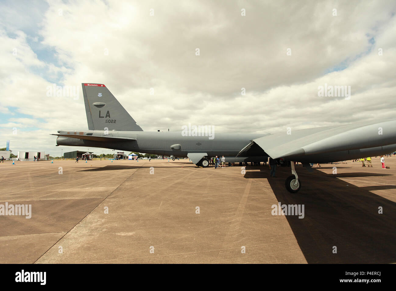 Boeing B-52 Stratofortress Banque D'Images