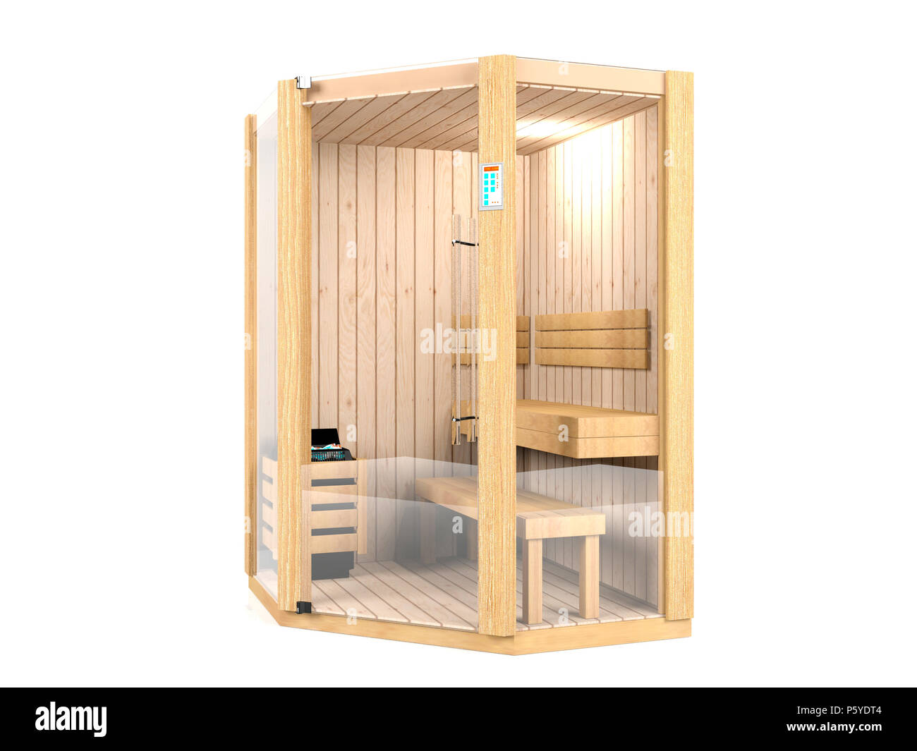 Cabine De Sauna Prix sauna room photos & sauna room images - alamy