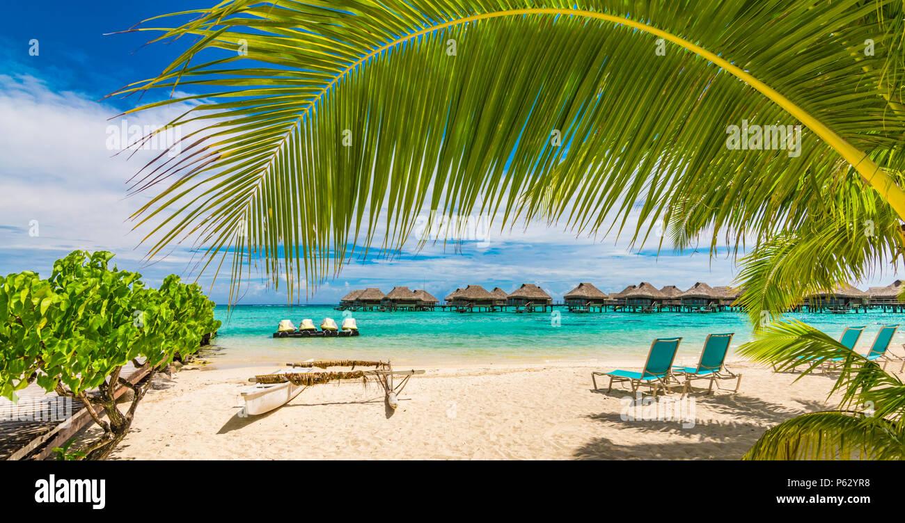 Concept de la plage Photo Stock
