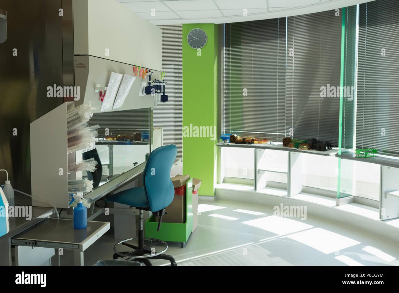 Bureau de l'intérieur Banque D'Images