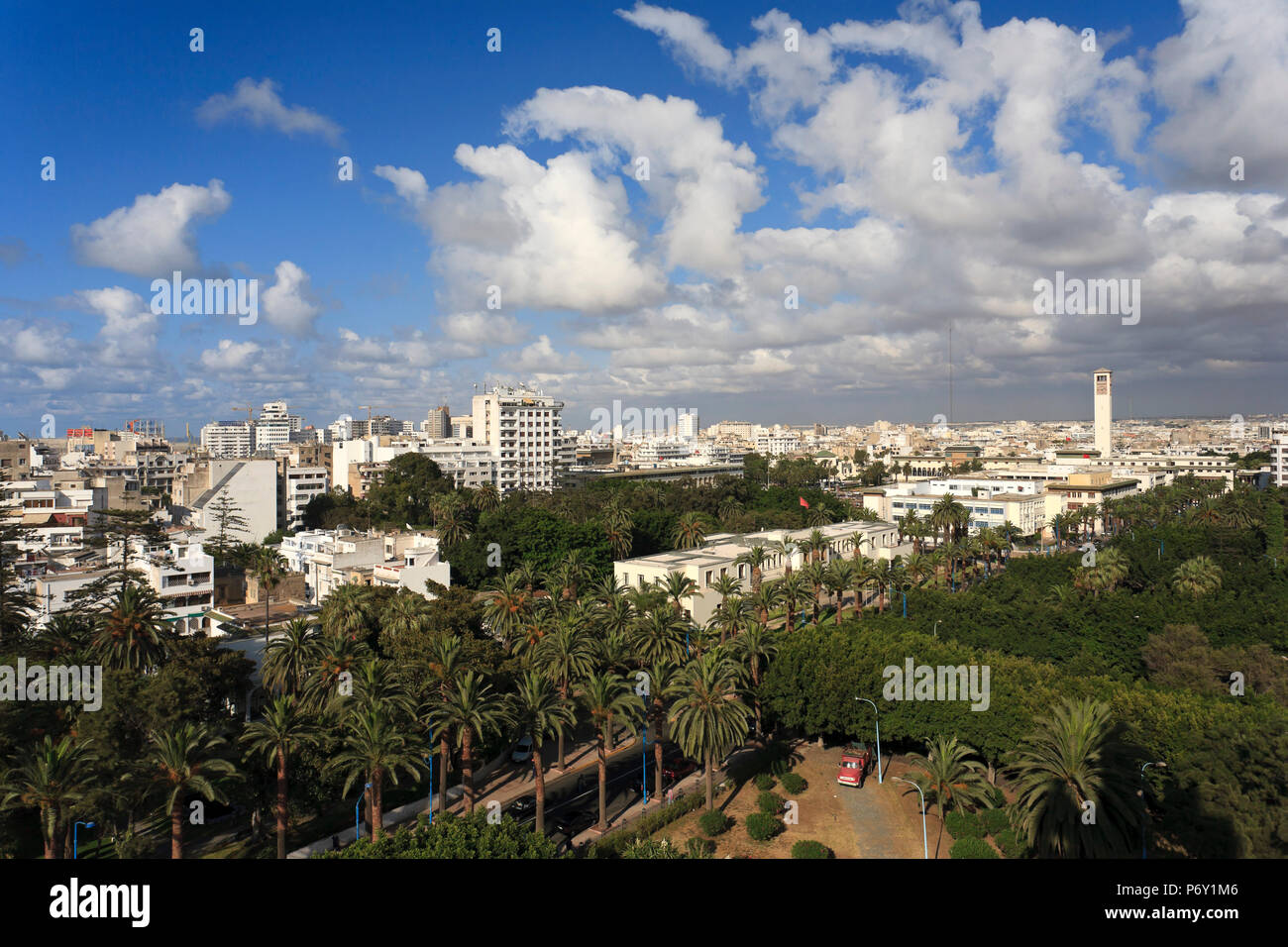 Maroc, Casablanca Photo Stock