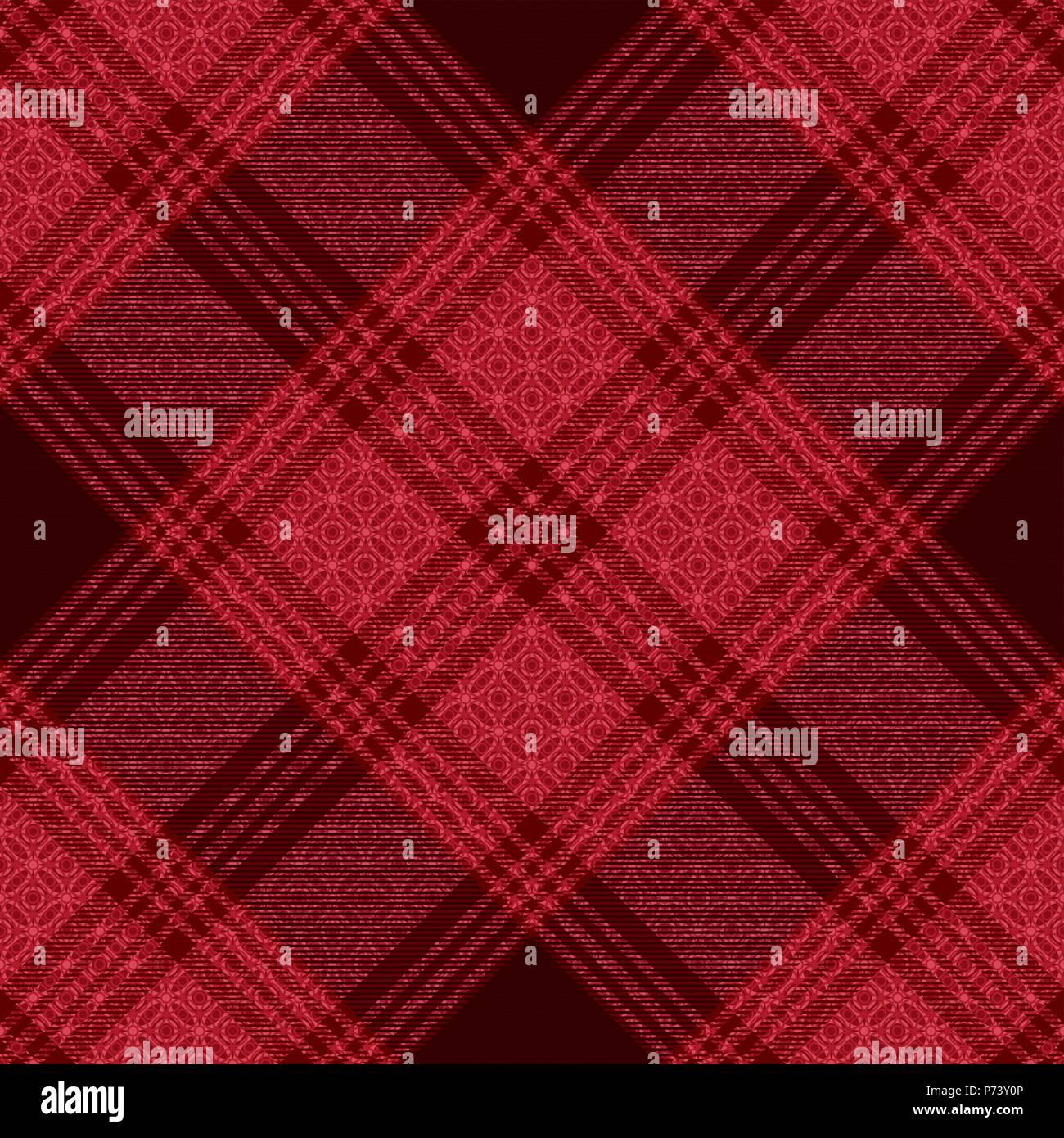 Tartan Diagonal inspiré de fond transparent vecteur 7 Illustration de Vecteur