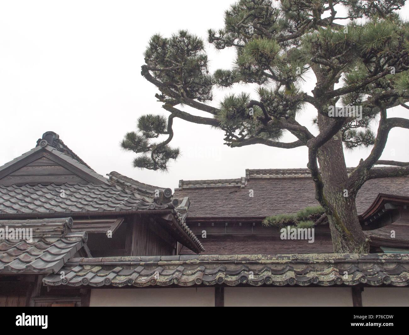 Oka-goten, Tano, Kochi, Shikoku Photo Stock