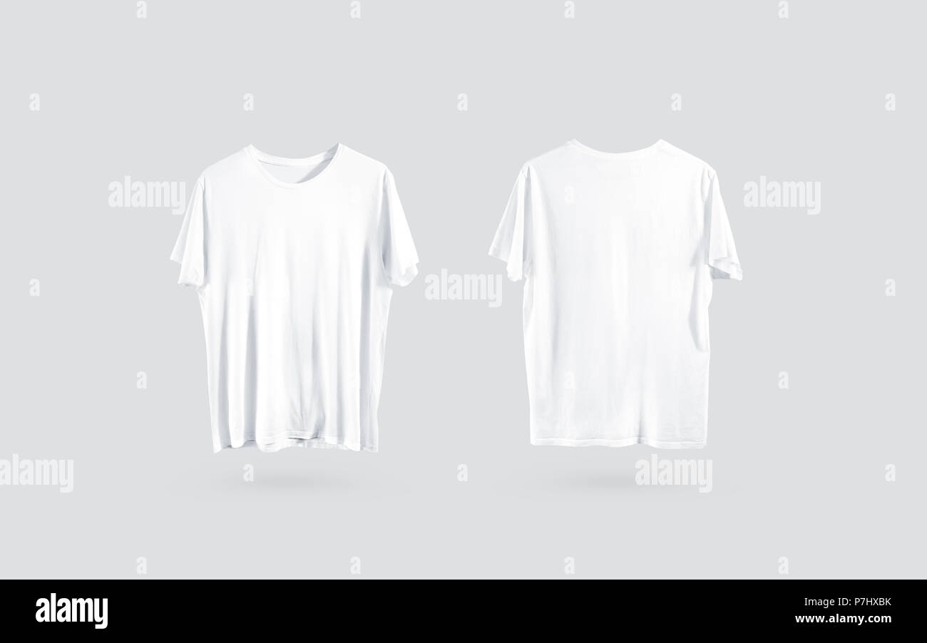 01762ea492ecc Blank T Shirt Template Front Back Photos & Blank T Shirt Template ...