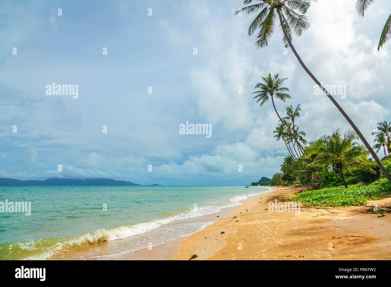Étonnamment belle nature de la Thaïlande. Photo Stock