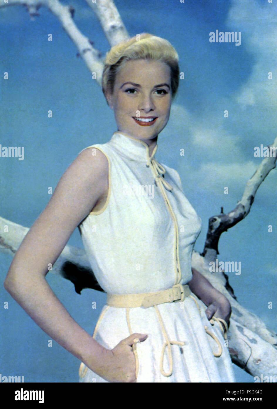 253031aaca Grace Kelly (Philadelphie 1929 - Ville de Monaco 1983), actrice et  princesse de