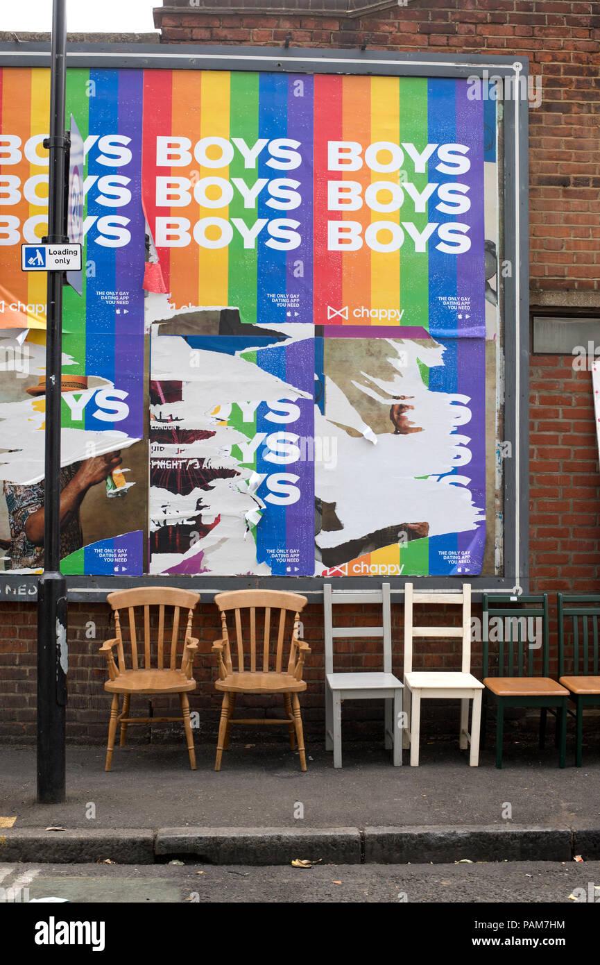 Gay Dating Apps Londres Quand a fait des rencontres uniformes début