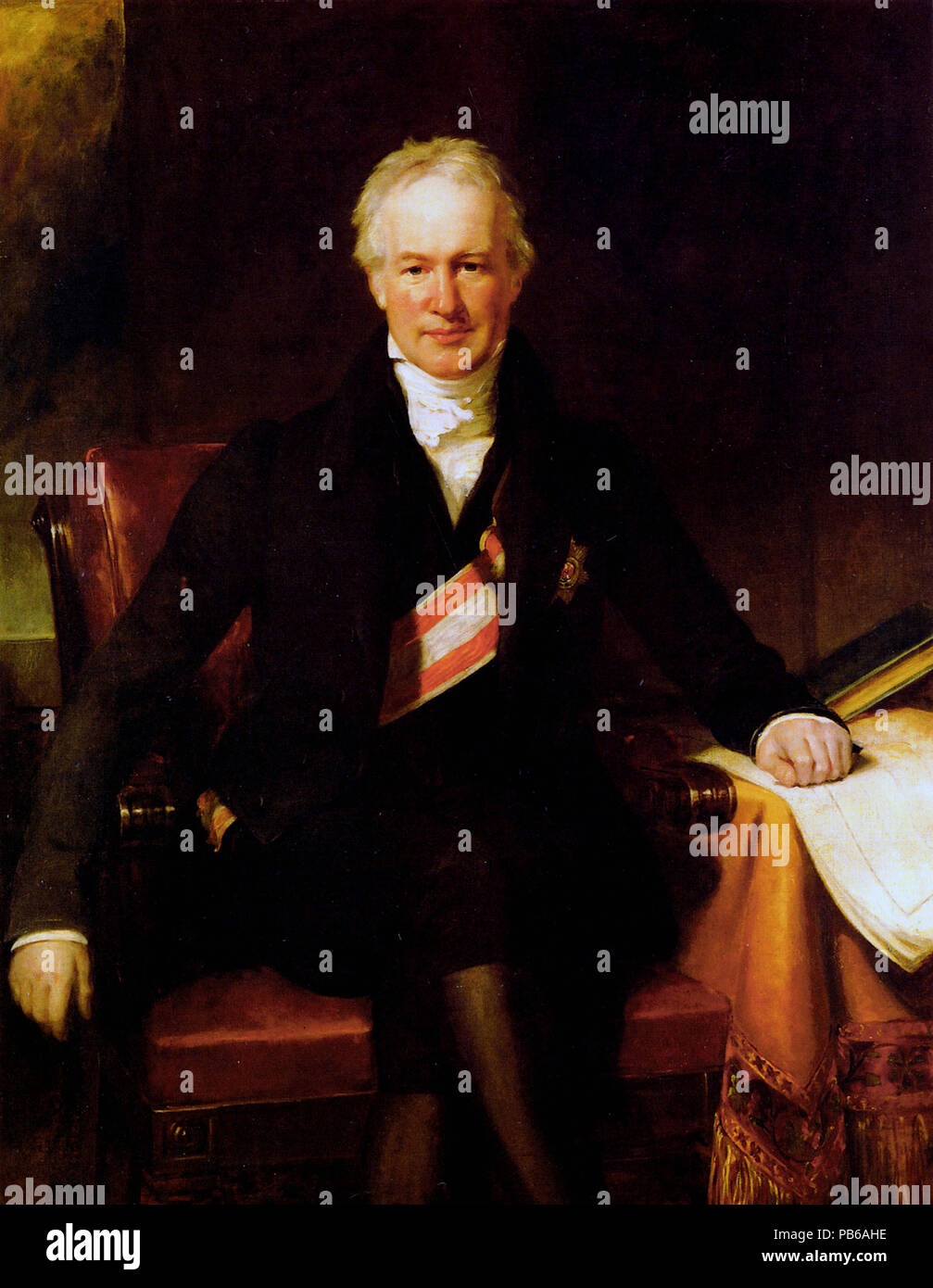 Alexander von Humboldt Photo Stock