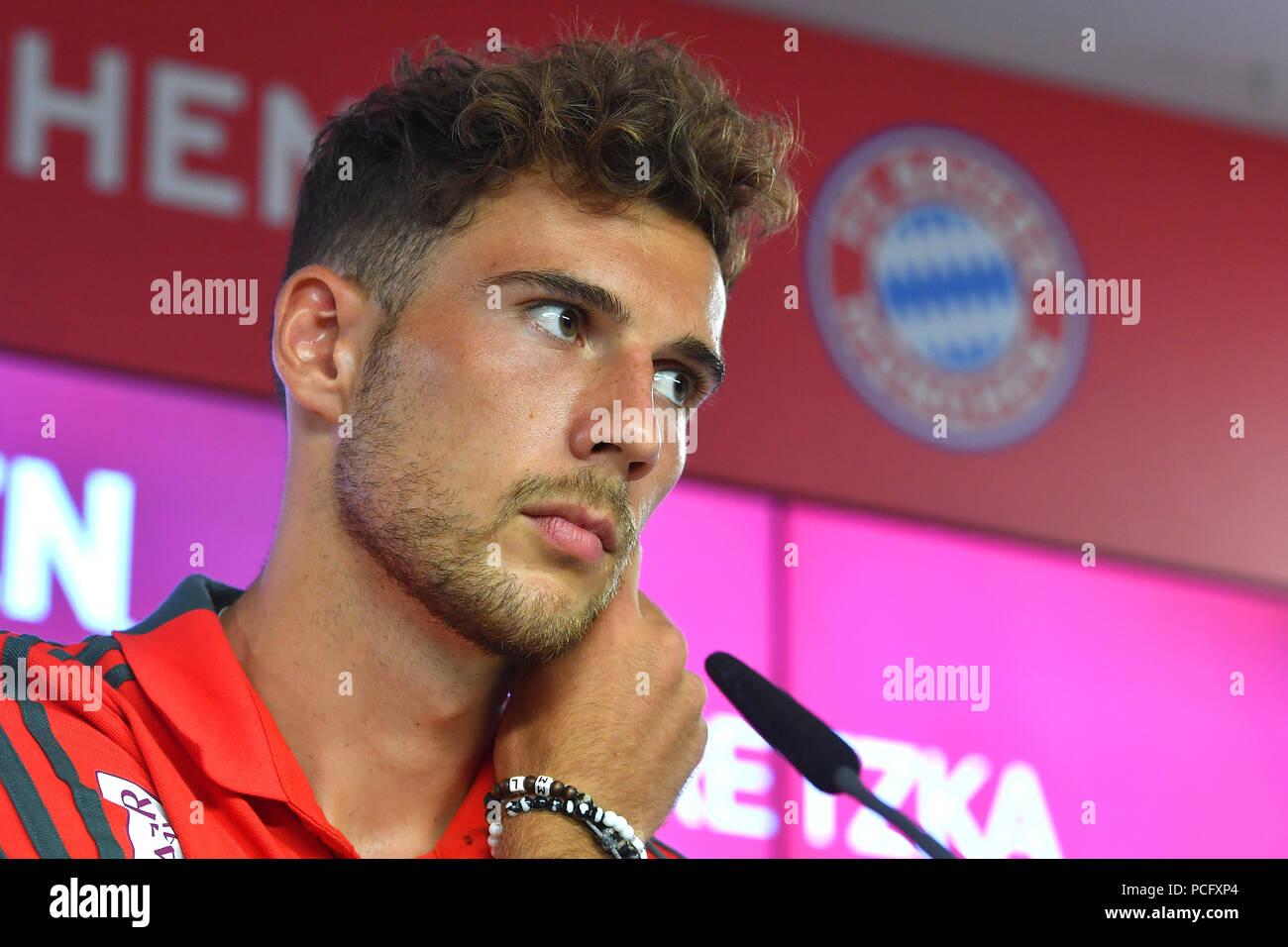 Maillot Domicile FC Bayern München Leon Goretzka