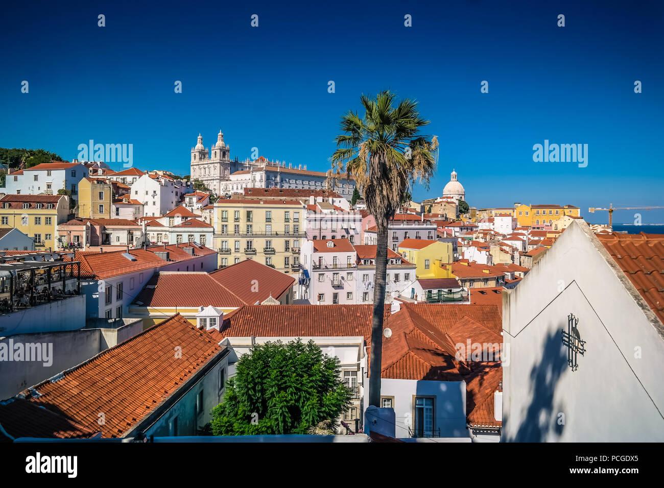 Lisbonne. Photo Stock
