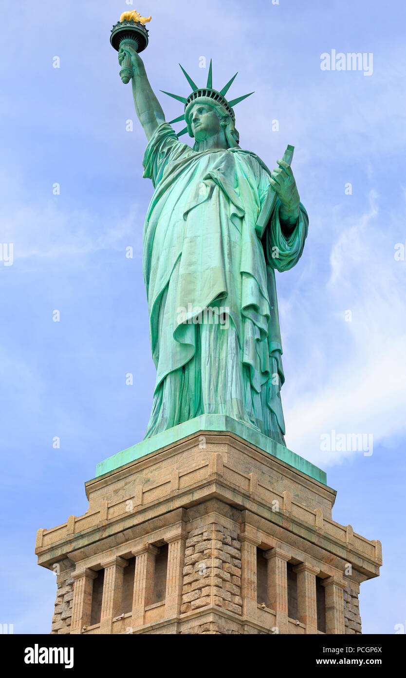 Statue de la liberté, New York City, USA Photo Stock