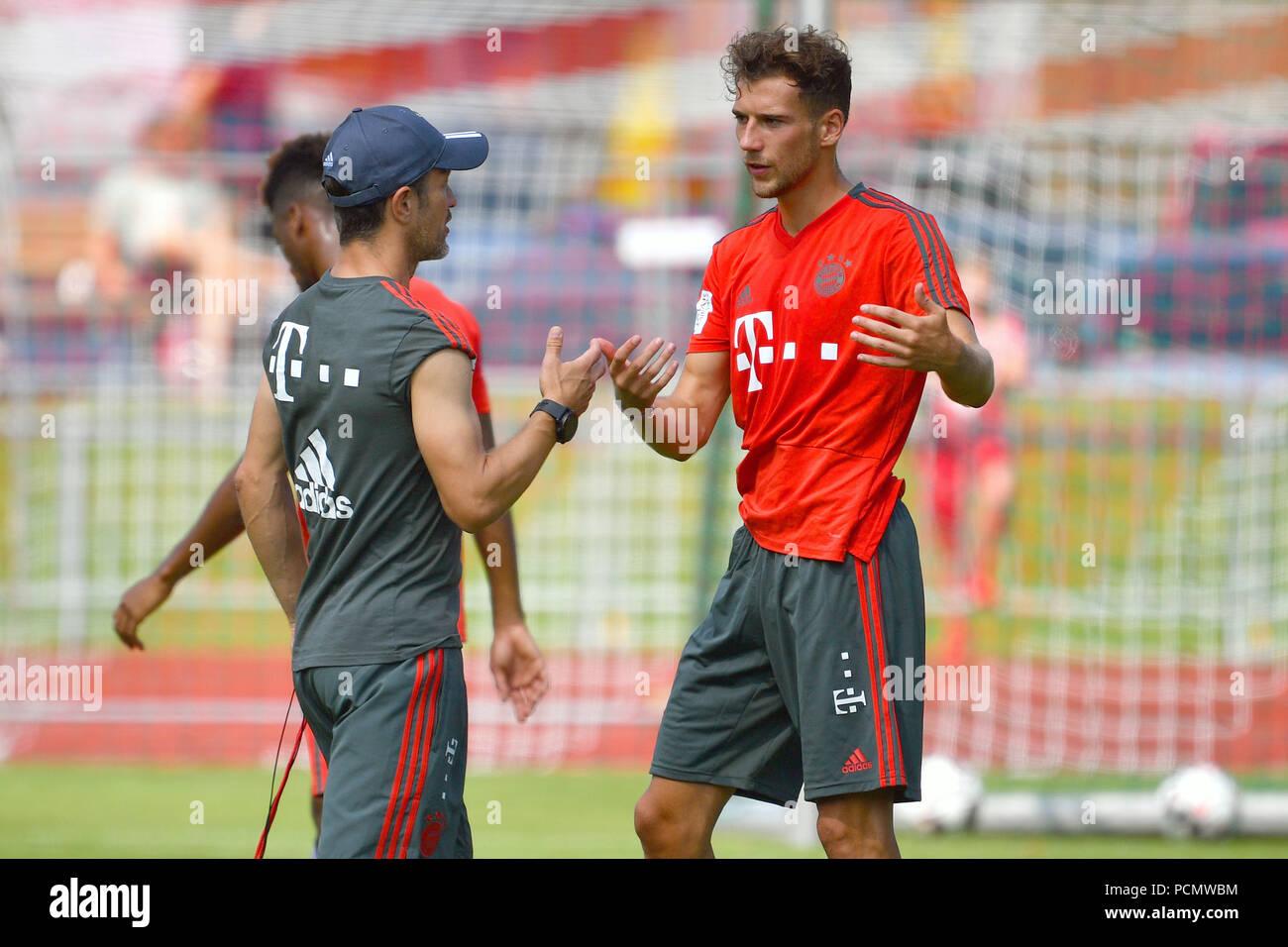 Maillot Extérieur FC Bayern München Leon Goretzka
