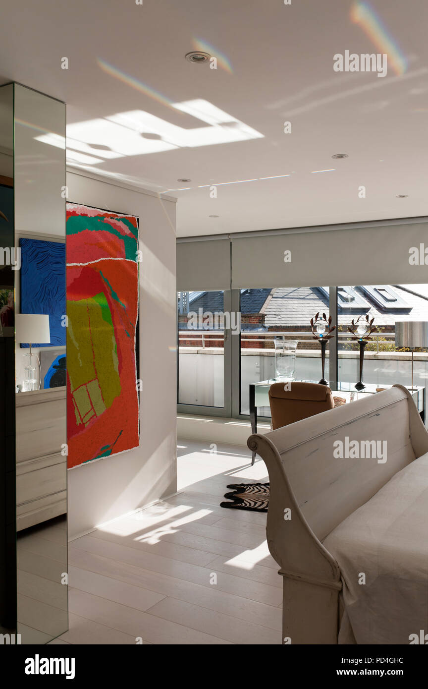 Chambre de style moderne Banque D\'Images, Photo Stock: 214615784 - Alamy