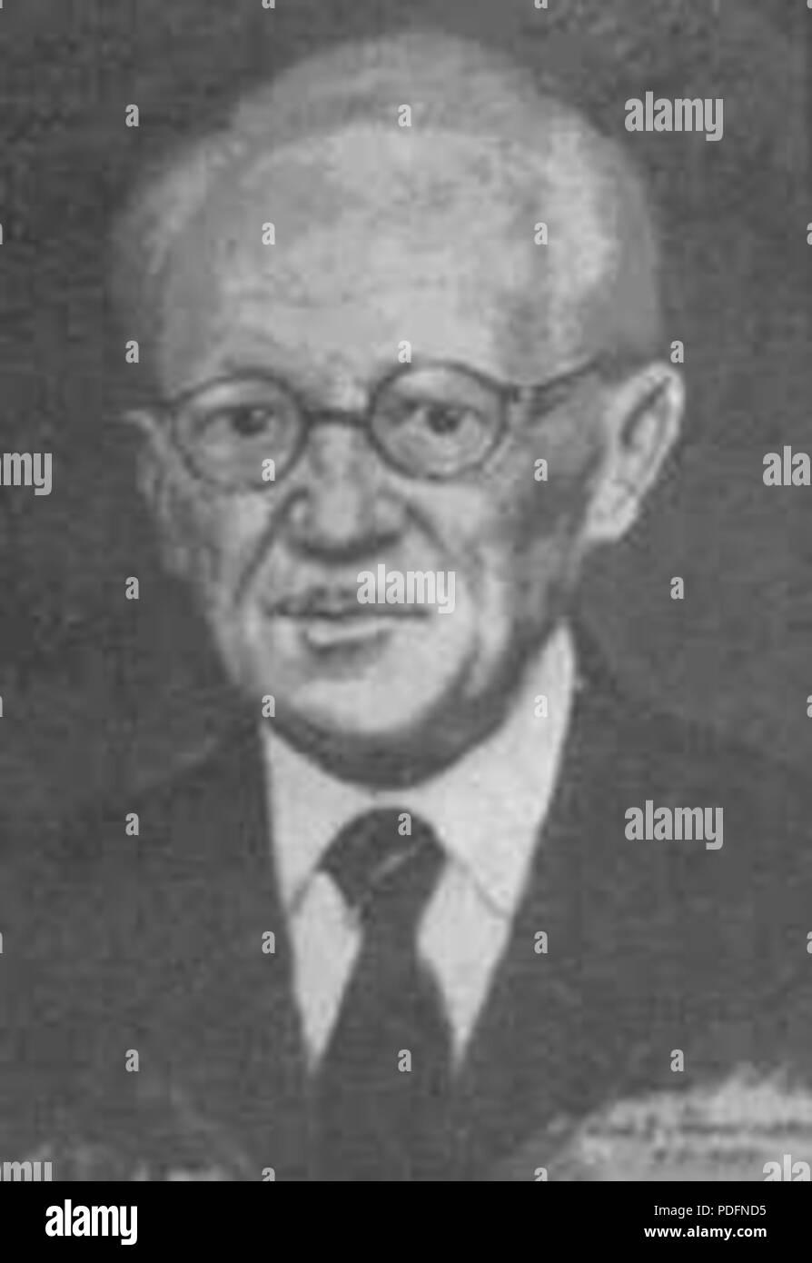 165 J. M. Troska (1881-1961) Photo Stock