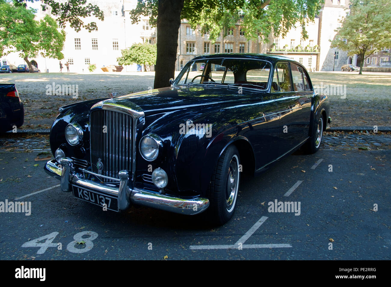 Bentley S1 Continental (1958), à Westminster, Londres 2018 Photo Stock