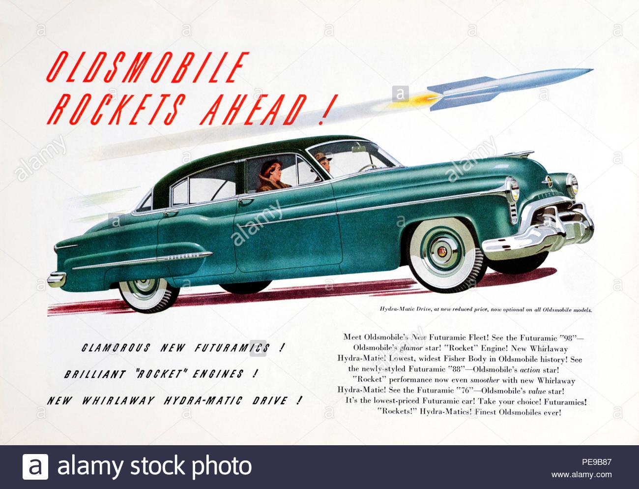 88 Oldsmobile Rocket Photos & 88 Oldsmobile Rocket Images - Alamy