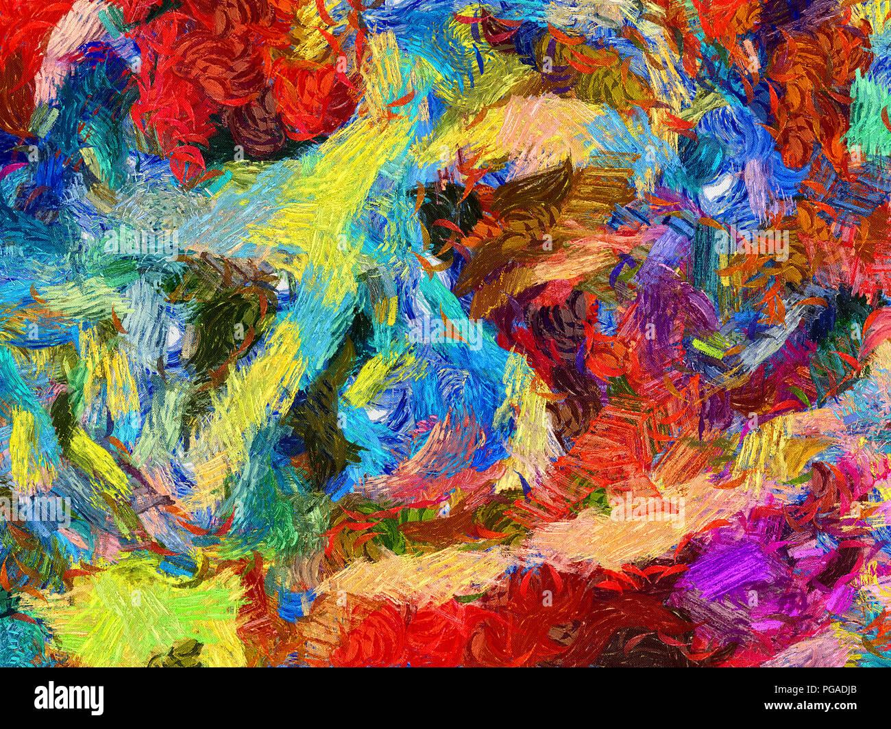 Le Style De Vincent Van Gogh Peinture à Lhuile Murale De Style
