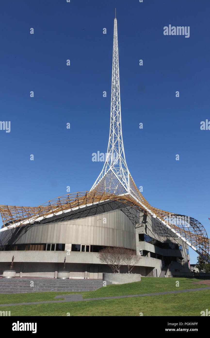 Centre d'Art de Melbourne, Melbourne, VIC Banque D'Images