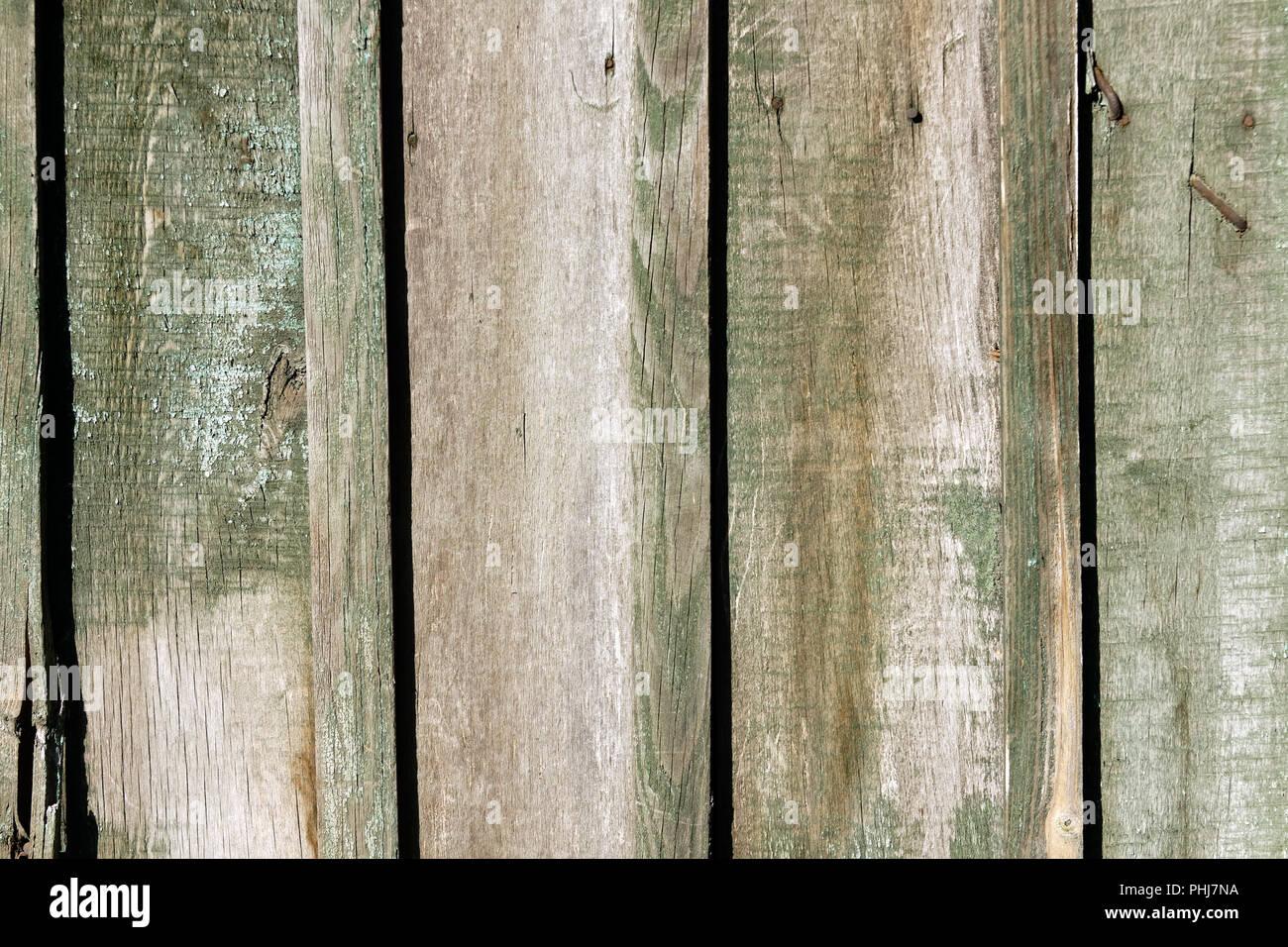 La Plinthe Du Mur la planche en bois clôture close up. la texture de fond