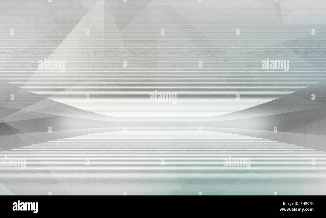 Les lignes de mouvement concept abstrait arrière-plan, horizon, tout droit Banque D'Images