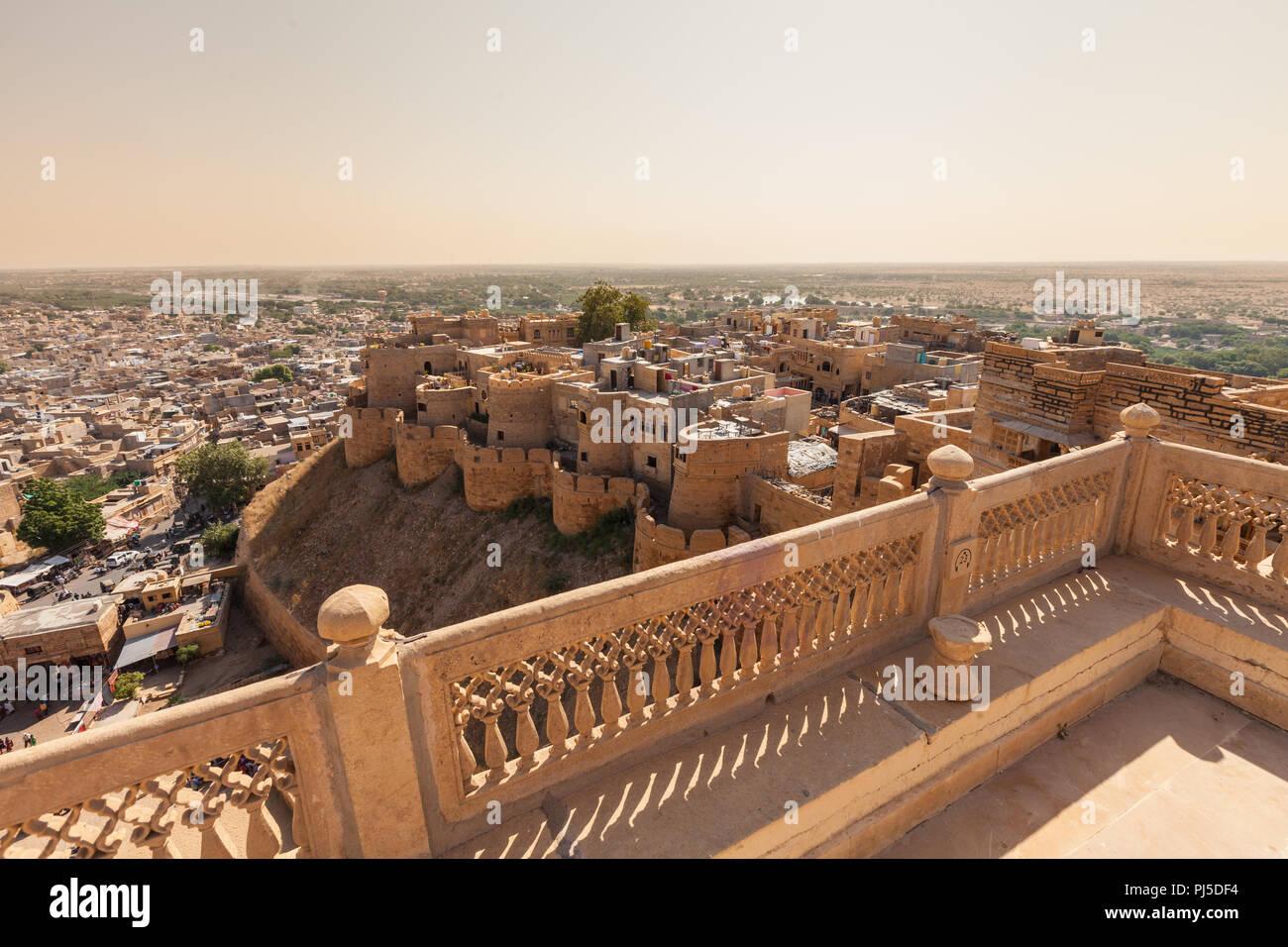 Jaisalmer, Inde Photo Stock