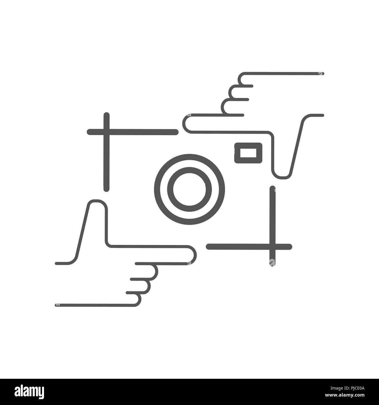 Symbole De Haute Qualite Unique Dinfo Pour La Conception Web Ou Application Mobile Ligne Fine Des Signes Chat Logo Carte Visite