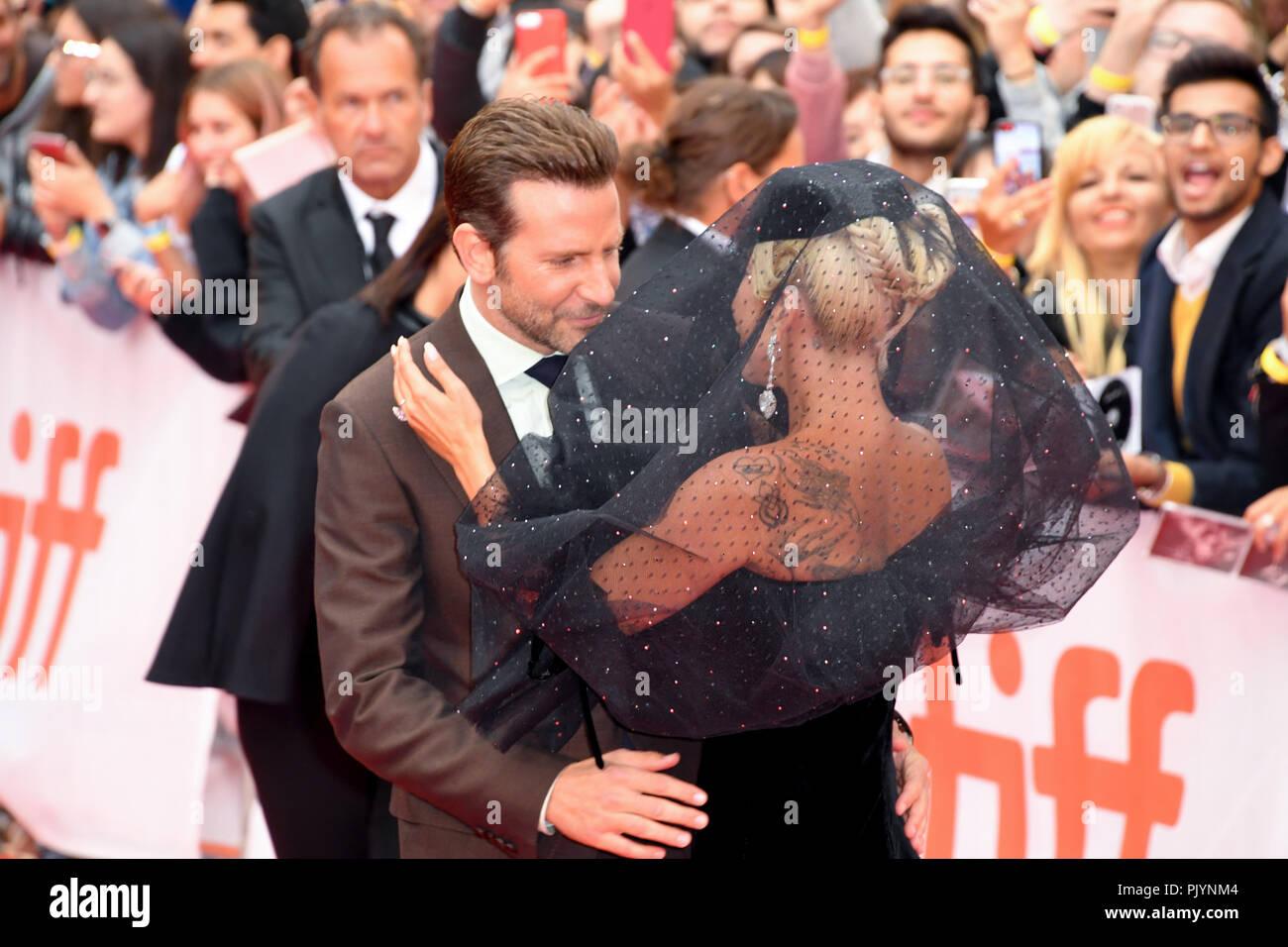 Toronto Ontario Canada Sep 9 2018 Bradley Cooper Et