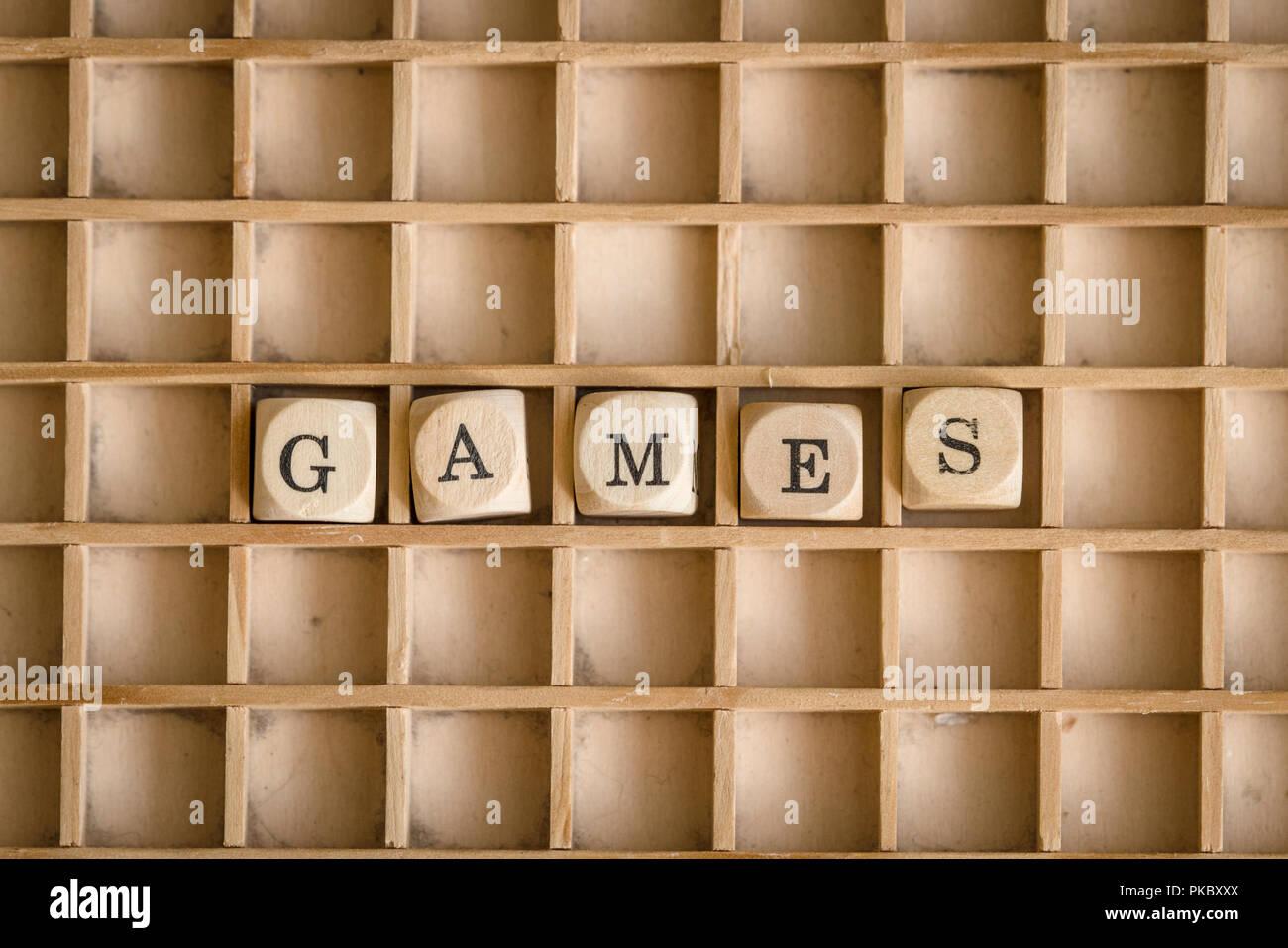 English Puzzle Games Banque D Image Et Photos Alamy