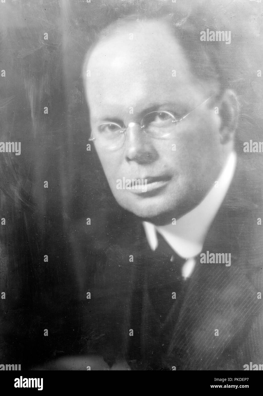 Sam Merwin, Samuel Merwin, Sr (1874 - 1936), dramaturge et auteur américain Photo Stock