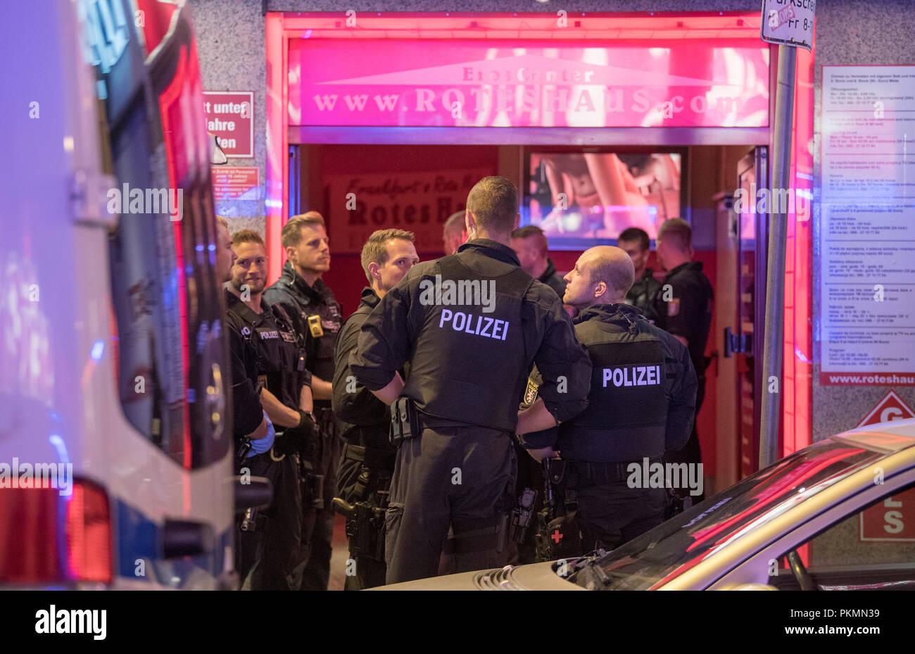 Bordel frankfurt Prostitution in