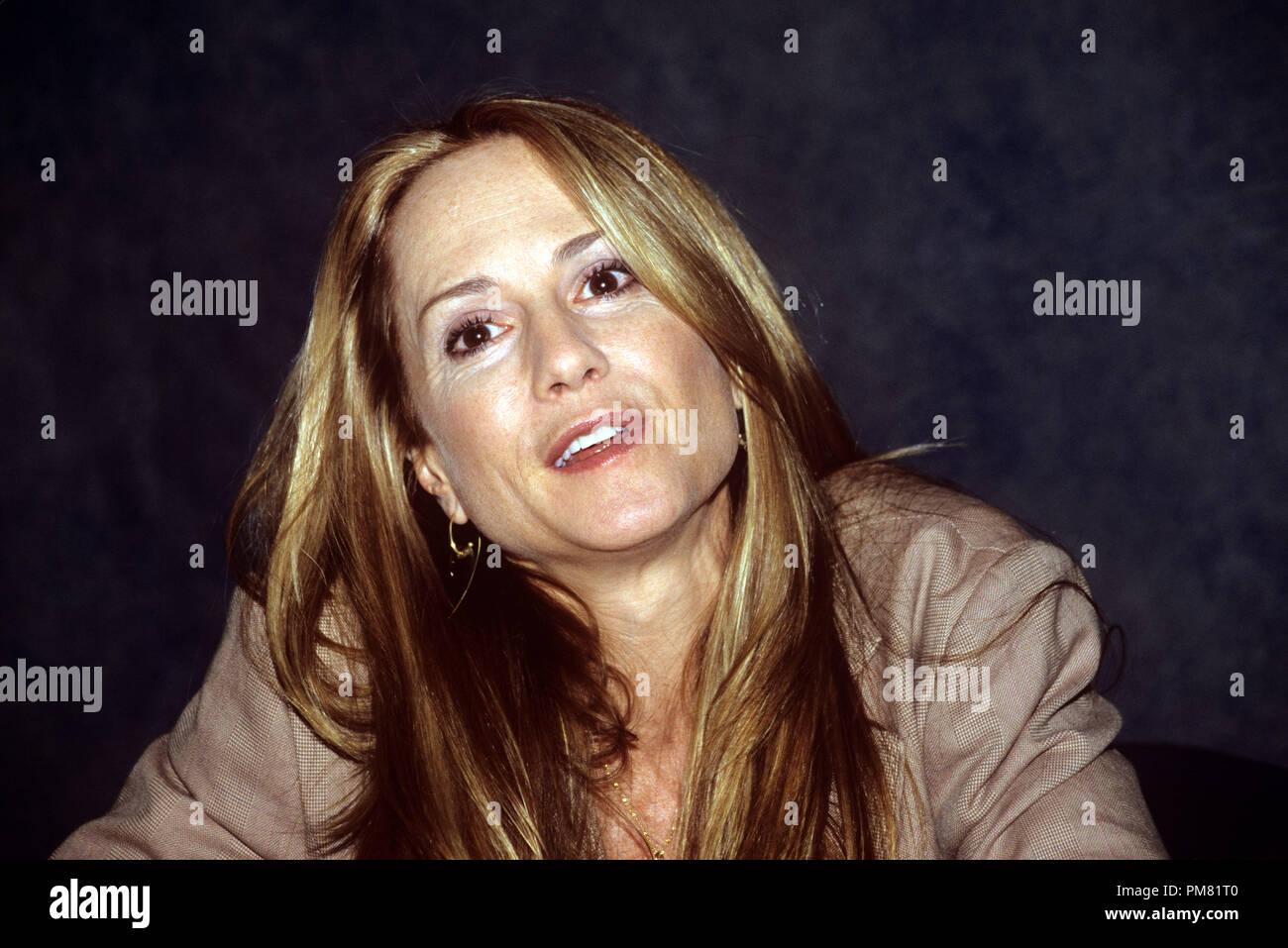 Holly Hunter, 2004. La reproduction par les tabloïds américains est absolument interdit. © CCR /Le Hollywood Archive - Tous droits réservés référence # 31315_063 Photo Stock