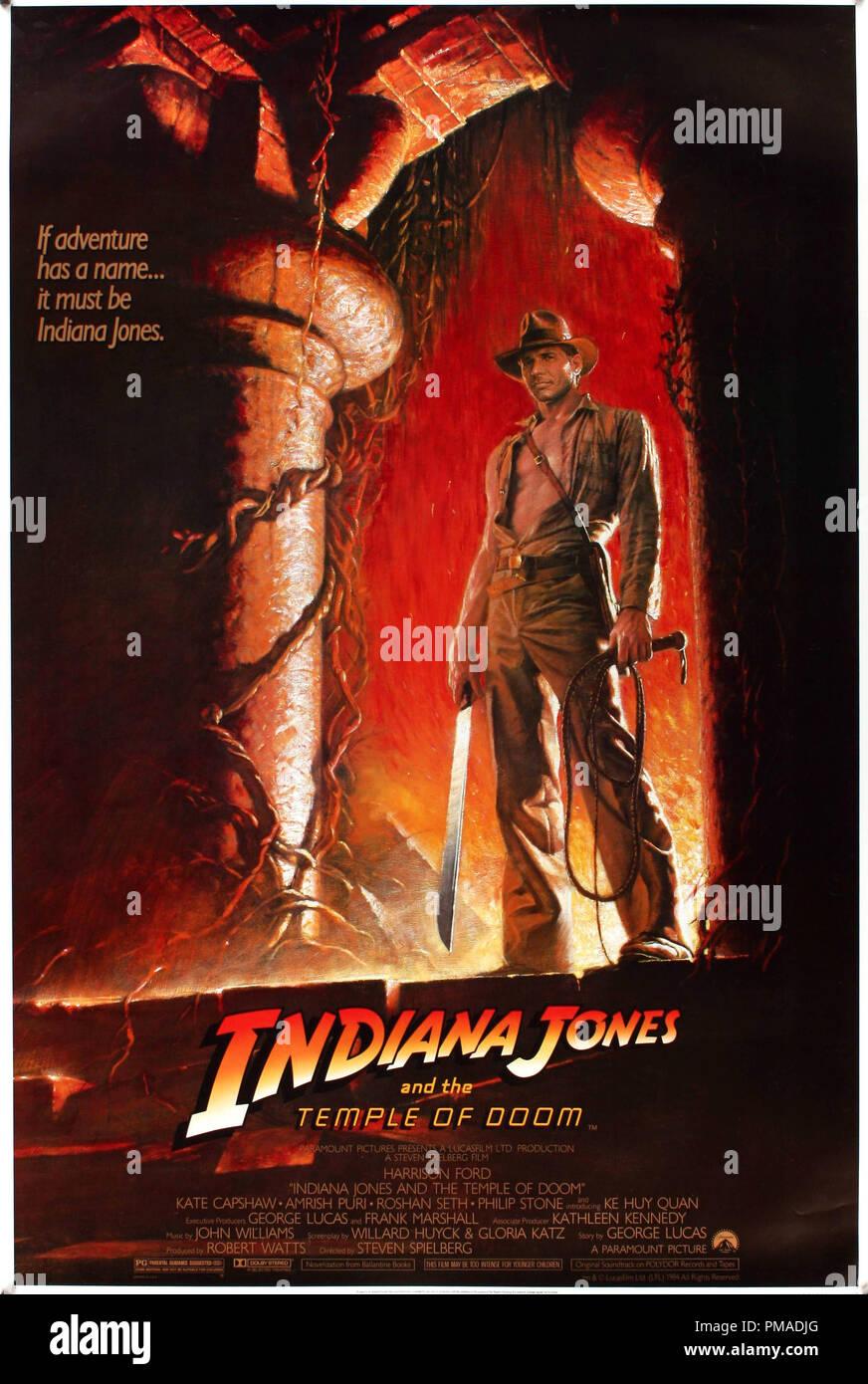 Indiana Jones et le Temple du Péril