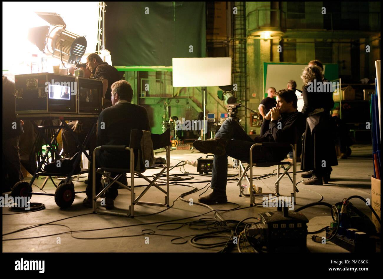 Prod DB © Miramax - Marv Films - Pioneer IMAGES / DR L'AFFAIRE RACHEL SINGER (LA DETTE) de John Madden 2010 États-Unis tournage remake du film LA DETTE (LA DETTE/HA-HOV) de Assaf Bernstein 2007 ISR. Photo Stock