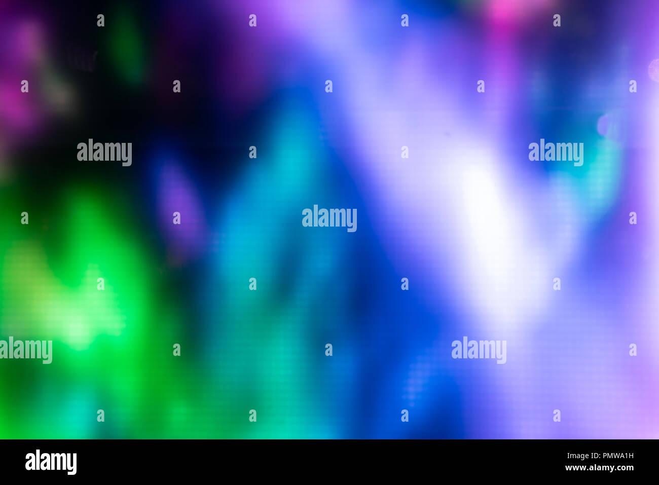 Abstract effet de fusionner les motifs de couleurs lumineuses de droit Photo Stock