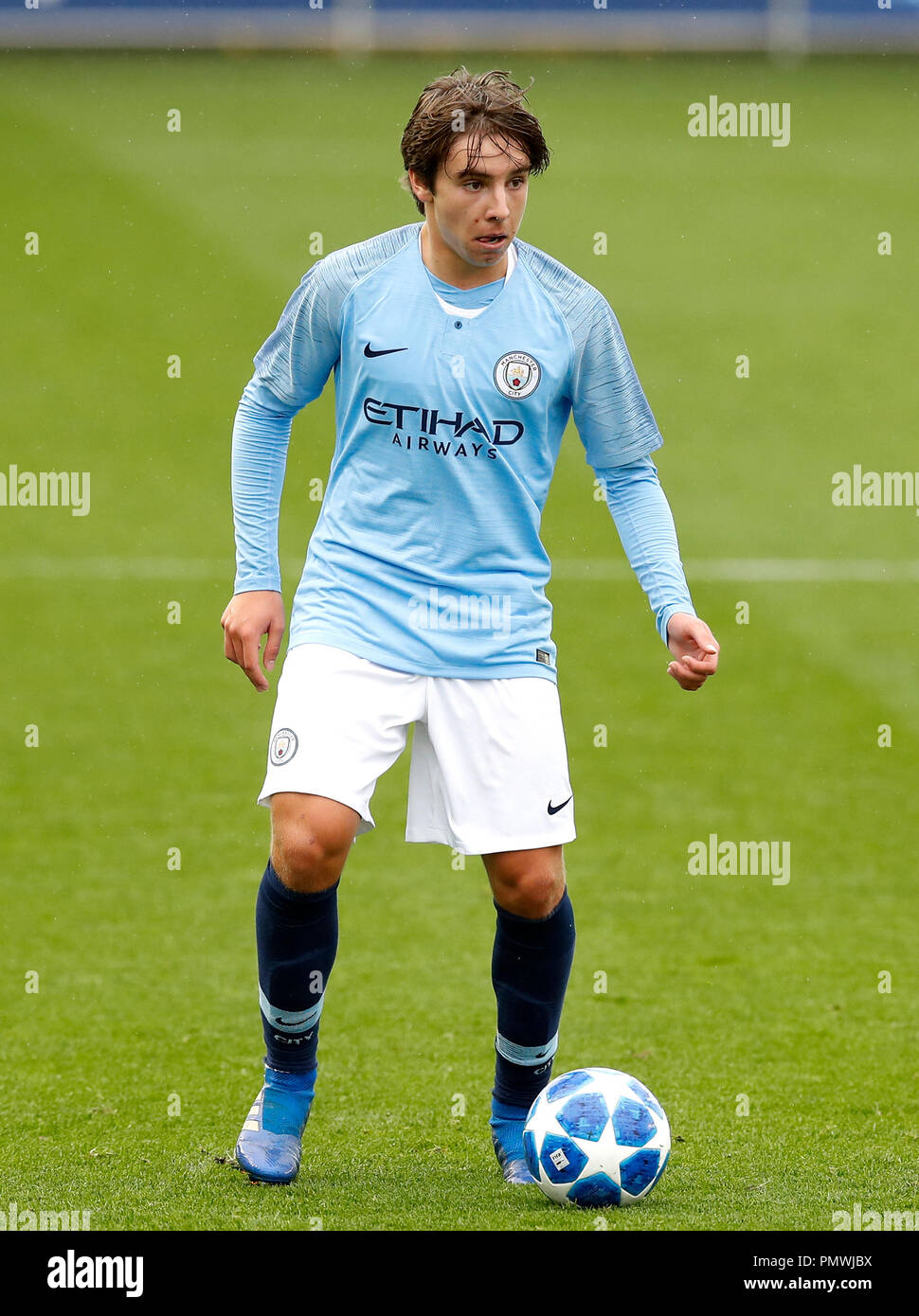Maillot Domicile Manchester City Adrian Bernabe