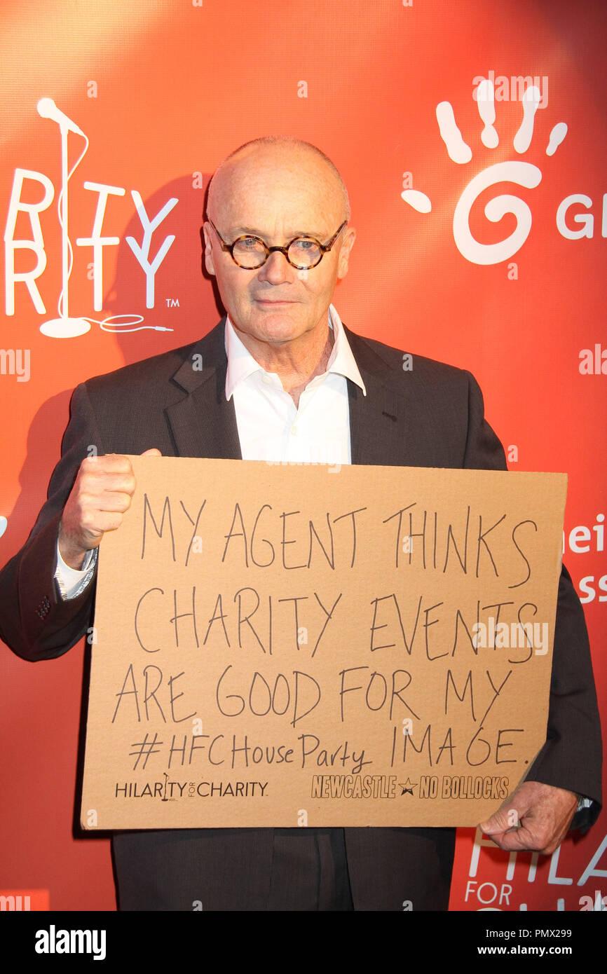 Creed Bratton 04/25/2013 Deuxième édition annuelle de la rigolade pour la charité au bénéfice de l'Alzheimer's Association tenue à Avalon Hollywood à Hollywood, CA Photo par Izumi Hasegawa / / PictureLux HNW Photo Stock